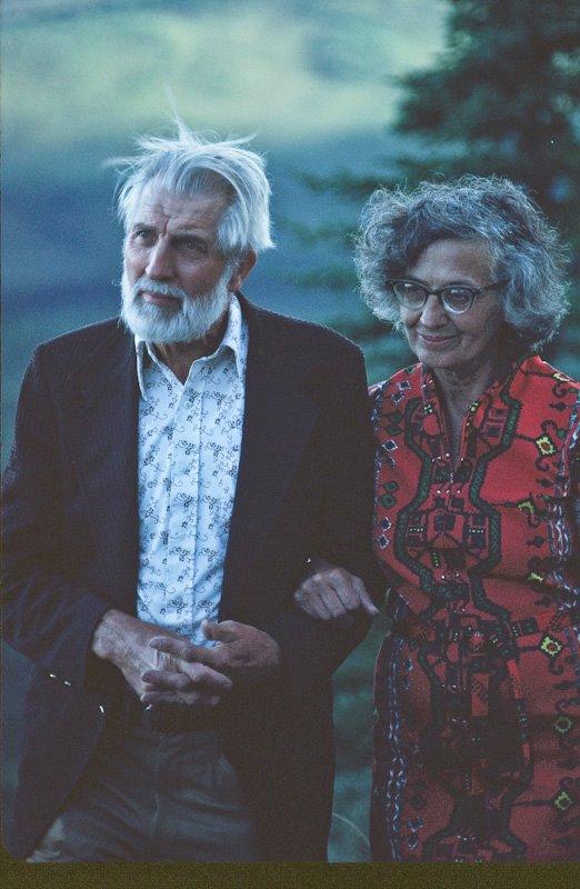 Dad & Mom circa 1977